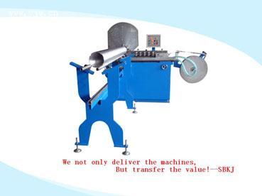 Aluminum Duct Forming Machine 500