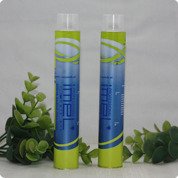 Aluminum Hair Color Cream Tube