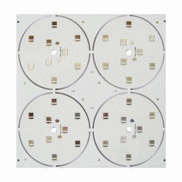 Aluminum Pcb With Lead Free Hasl Double Sided