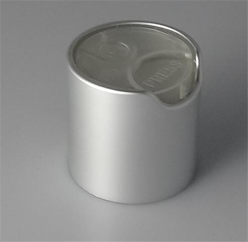 Aluminum Round Disc Top Cap
