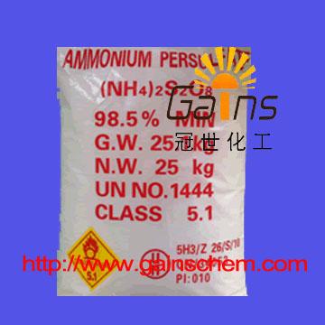 Ammonium Persulfate Peroxydisulfat 7727 54 0