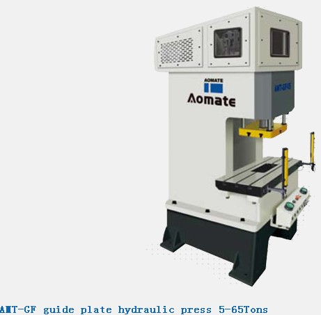 Amt Gf Guide Plate Hydraulic Press 5 65tons