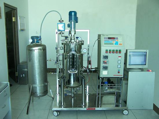 Anaerobic Sludge Automatic Bioreactor 10 8