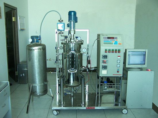 Anaerobic Sludge Automatic Bioreactor 10 9