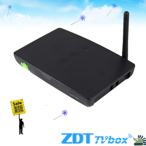 Android Based Tv Set Top Boxes Dual Core Amlogic 8726 Mx Zbm 601