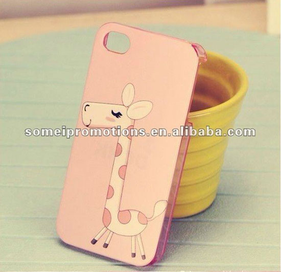 Animal Shaped Phone Case For Iphone 4 4s