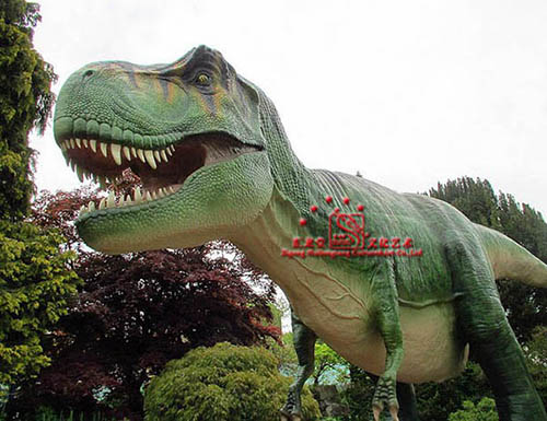 Animatronic Dinosaur Model T Rex