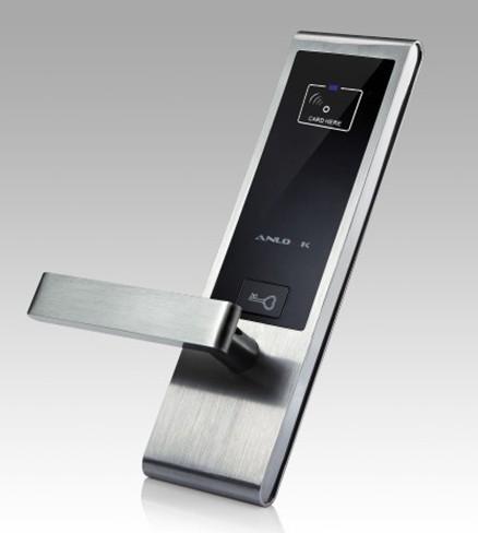 Anlok 0809 Hot Popular Electronic Lock For Hotel Door