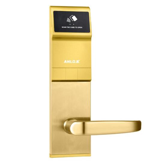 Anlok 0928 High Standard Wireless Handle Lock For Door