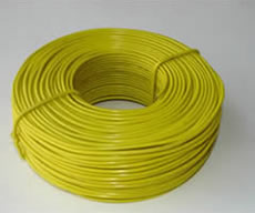 Annealed Tie Wire With Zinc Coating Pvc And Non