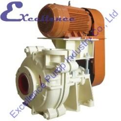 Anti Abrasive Slurry Pump