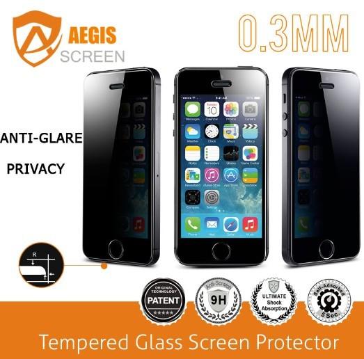 Anti Glare Privacy Glass