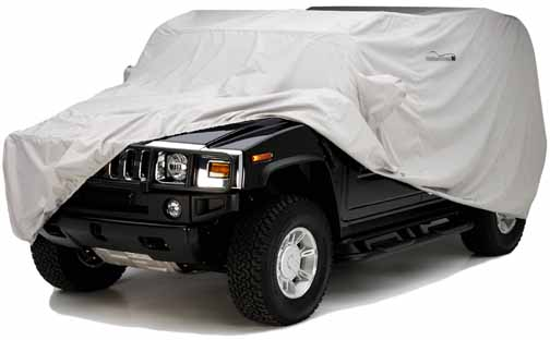 Anti Pollution Tyvek Car Cover
