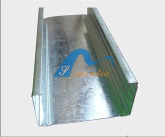 Anti Rust Galvanized Steel Studs Sizes Metric