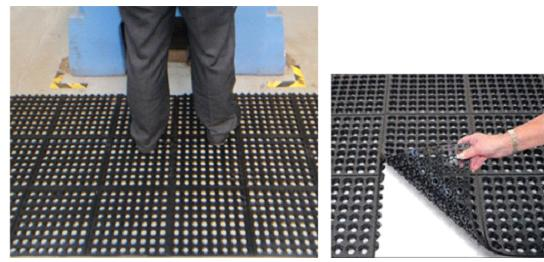 Anti Slip Rubber Mat 002