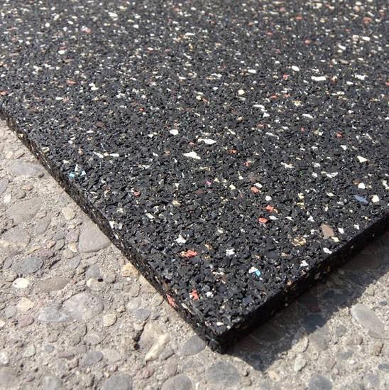 Anti Vibration Rubber Gym Flooring Mat