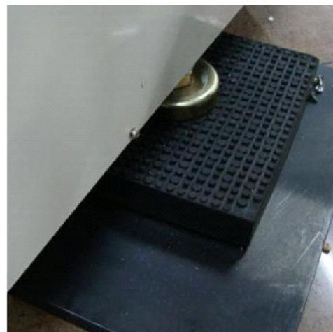 Anti Vibration Rubber Mat