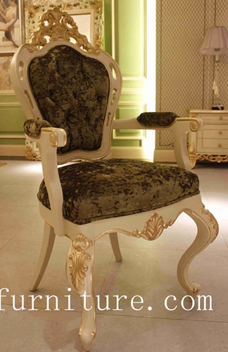 Antique Chairs Dining Popular In Russia Fabric Chair Room Furniture Fy 112