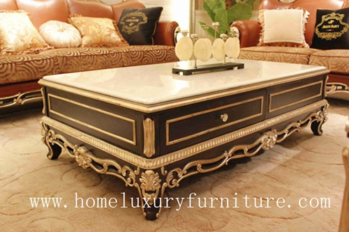 Antique Coffee Table Marble Price China Supplier Hot Sale New Designe Fc 109