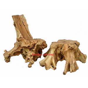 Antique Teak Root Furniture