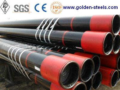 Api 5ct 5dp Casing Pipe Oil Tube Drill J55 N80 R780
