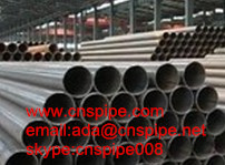 Api 5l Lsaw Steel Pipes