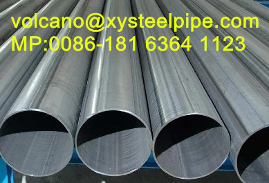 Api 5l Psl2 X52 Erw Steel Pipe For Pipeline