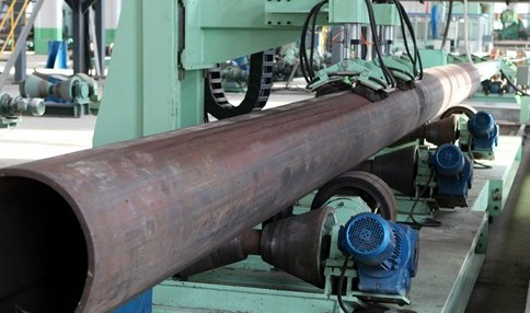 Api 5l X52 Lsaw Jcoe Welded Steel Pipe