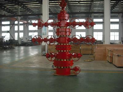 Api 6a Wellhead Equipment X Mas Tree