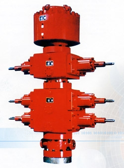 Api Bop Stack For Wellhead Equipment