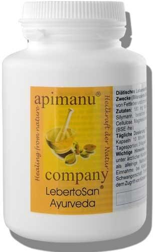 Apimanu Lebertosan Natural Remedy To Treat Liver Diseases