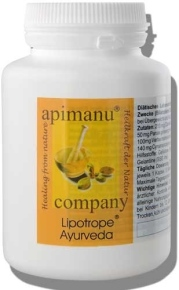 Apimanu Lipotrope The Natural Fat Burner
