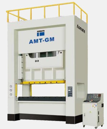 Apm Series Closed Type Double Crank Precision Press 160 400tons