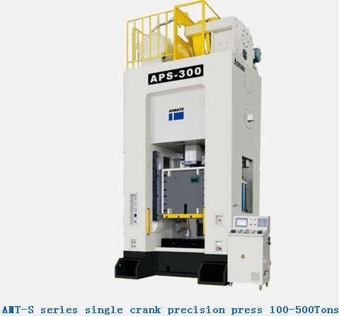 Aps Series Single Crank Precision Press 100 500tons