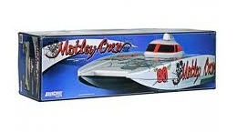 Aquacraft Motley Crew Electric Catamaran Rtr W Tactic 2 4ghz Radio System
