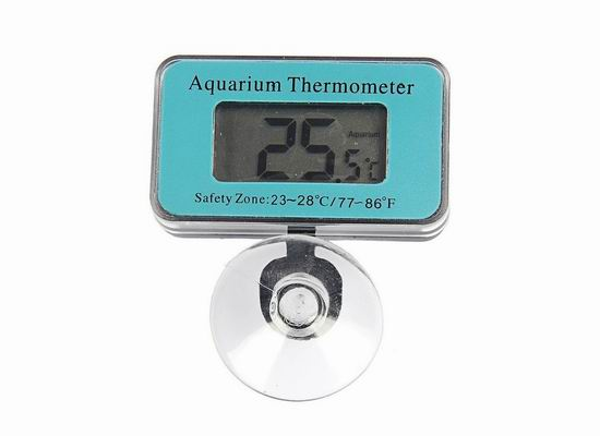 Aquarium Thermometer At 1