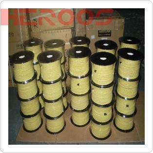 Aramid Fiber Packing Cixi Heroos Sealing Materials Co Ltd
