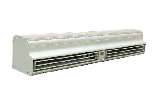 Arc Cross Output Air Door Curtain Fm 1 5 15b