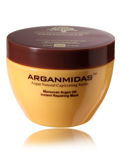 Arganmidas Homemade Masks For Damaged Hair