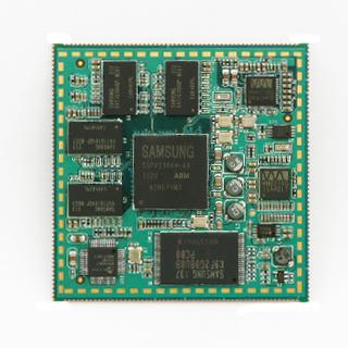 Arm Cortex A8 S5pv210 Computer On Module Cm210 Iii