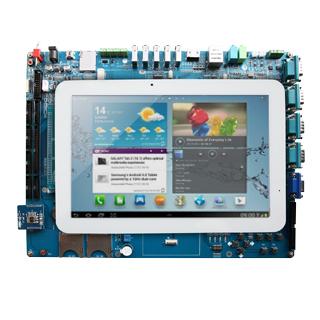 Arm Cortex A9 Exynos4412 Embedded Board