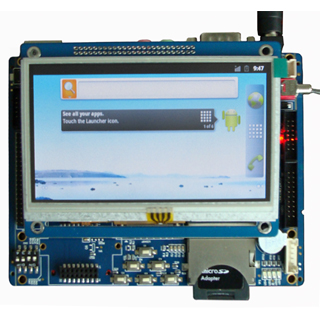 Arm11 Android2 3 Single Board Computer Sbc6410