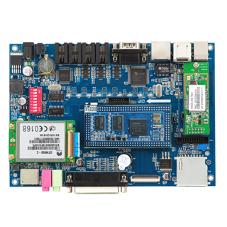 Arm9 Cost Effective Single Board Computer Em2416 I