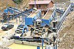Artificial Sand Production Line