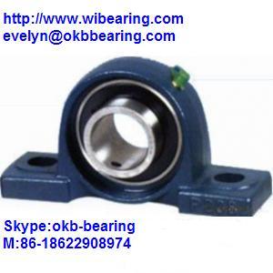 Asahi Ukfl317 H2317 Insert Ball Bearing 75x82x370 Ntn