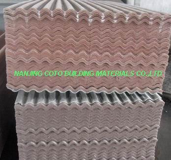 Asbestos Fiber Cement Tiles
