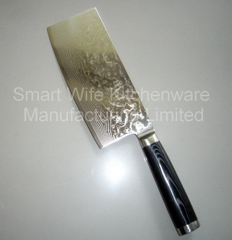 Asian Style Heavey Blade Chinese Cleavers Chopper
