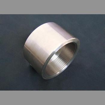 Asme Alloy Steel Female Threaded Pipe Cap Beveled End