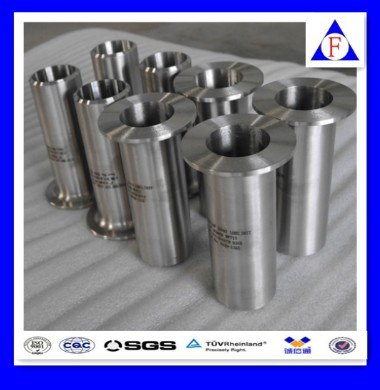 Asme B16 9 Gr2 Seamless Titanium Pipe Fittings Manufacturer