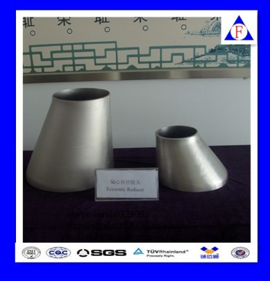 Asme B16 9 Titanium Pipe Fittings Concentric And Eccentric Reducer Made In China